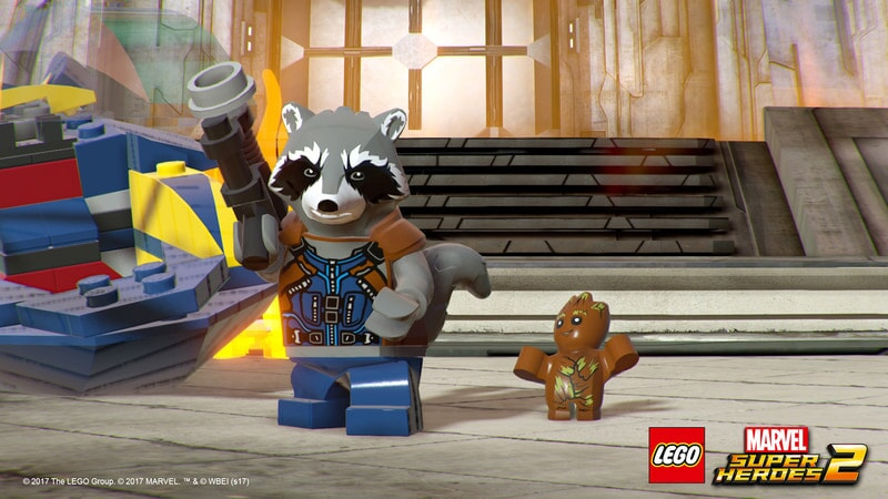 LEGO Marvel Super Heroes 2 - Image - Afbeelding 1