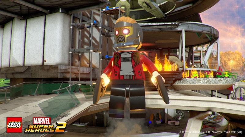 LEGO Marvel Super Heroes 2 - Image - Afbeelding 2