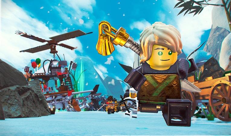 LEGO Ninjago Movie Videogame - Image - Afbeelding 2
