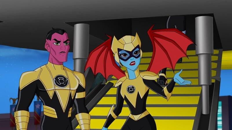 DC SUPER HERO GIRLS: INTERGALACTIC GAMES - Image - Afbeelding 7