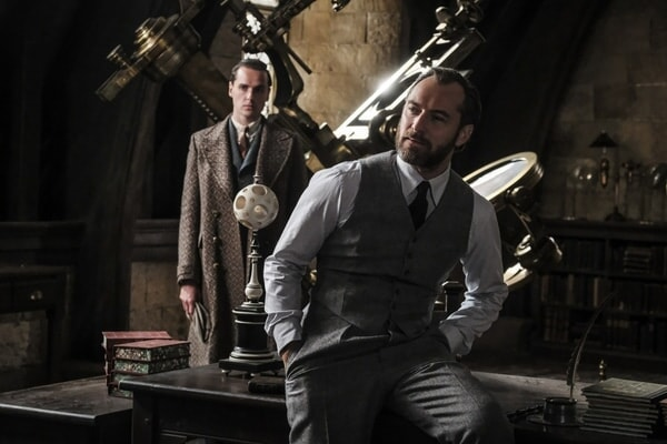 Fantastic Beasts: The Crimes of Grindelwald - Image - Afbeelding 4
