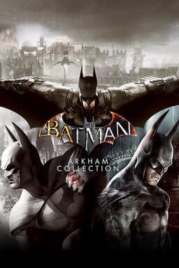 Batman Arkham Collection - Key Art