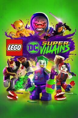 LEGO DC Super-Villains - Key Art
