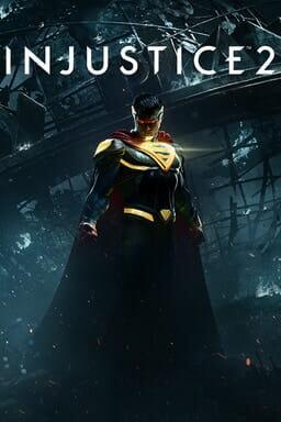 Injustice 2 - Key Art