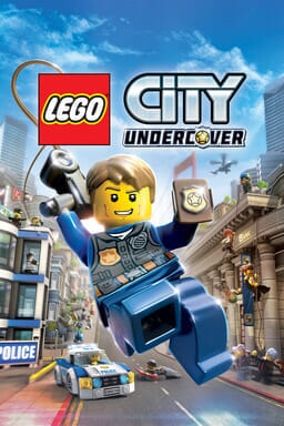 LEGO City Undercover - Key Art