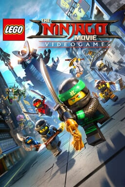 LEGO Ninjago Movie Videogame - Key Art