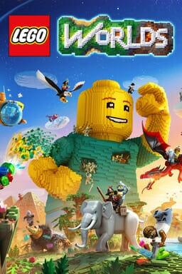 LEGO Worlds - Key Art