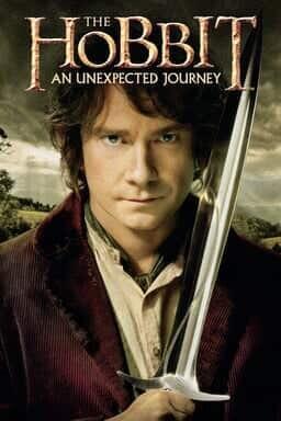 Hobbit, The - An Unexpected Journey - Key Art