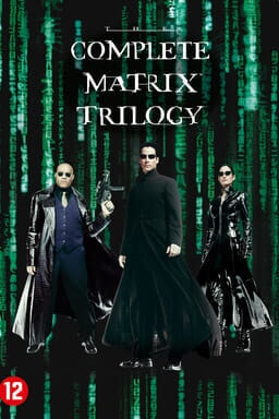 The Matrix Trilogy, The Matrix - Key Art