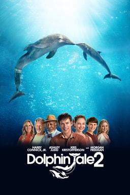 Dolphin Tale 2 - Key Art