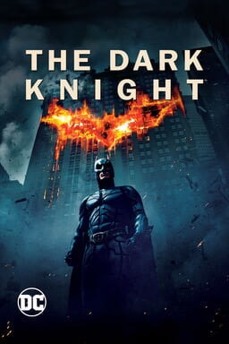 The Dark Knight - Key Art