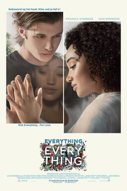Everything, Everything - Key Art