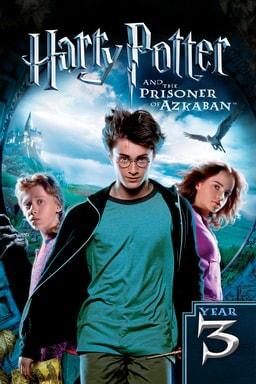 Harry Potter 3 : en de Gevangene van Azkaban  - Key Art