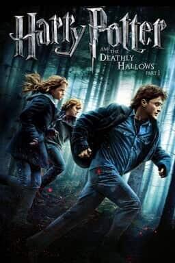 Harry Potter 7 deel 1 : en de Relieken van de Dood  - Key Art