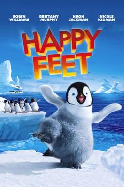 Happy Feet  - Key Art