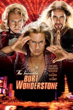 Burt Wonderstone, The Incredible - Key Art
