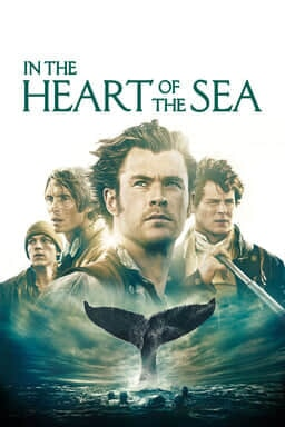 In the Heart of the Sea / Au Coeur de l'Océan - Key Art
