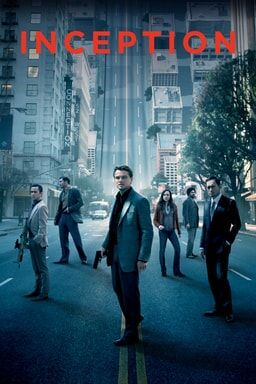 Inception - Key Art