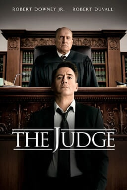 Judge, The / Juge, Le - Key Art