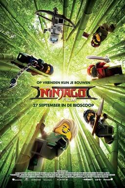 De LEGO Ninjago Film - Key Art