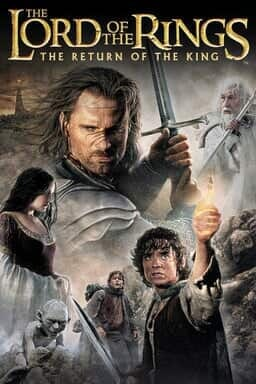 The Lord of the Rings: The Return of the King - Key Art