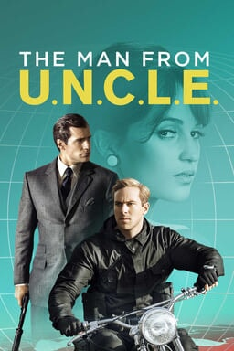 Man from U.N.C.L.E., The / Agents Très Spéciaux - Key Art