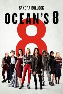 Ocean's 8 - Key Art