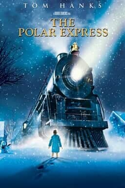 Polar Express, The / Pole Express, Le - Key Art