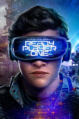 Ready Player One - Key Art