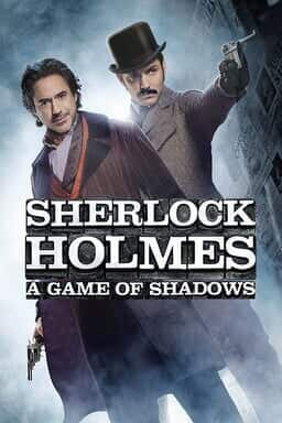 Sherlock Holmes 2: A Game of Shadows / Jeu d'Ombres - Key Art