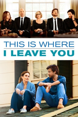 This is Where I leave You - Key Art