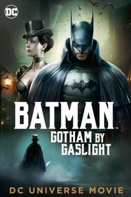 Batman: Gotham By Gaslight - Key Art