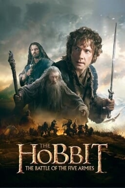 Hobbit, The: P3 - The Battle of the Five Armies - Key Art