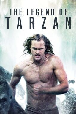 Legend of Tarzan - Key Art