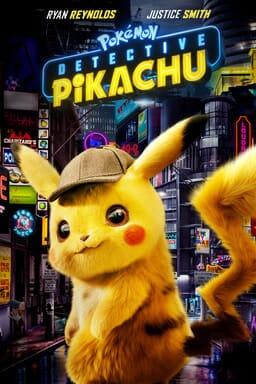 Pokémon Detective Pikachu - Key Art
