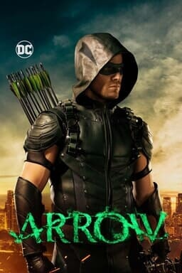 Arrow: Seizoen 4 - Key Art