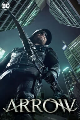 Arrow - Seizoen 5 - Key Art
