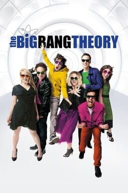Big Bang Theory: Seizoen 10 - Key Art