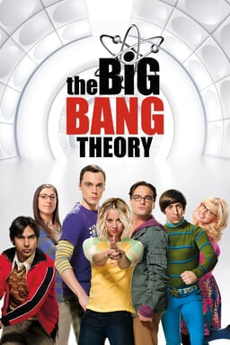 Big Bang Theory: Seizoen 9 - Key Art