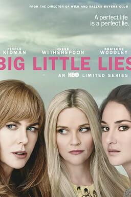Big Little Lies - Seizoen 1 - Key Art