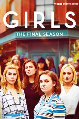 Girls - Seizoen 6 - Key Art