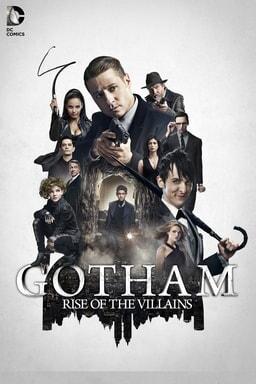 Gotham: Seizoen 2 - Key Art