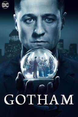 Gotham: Seizoen 3 - Key Art