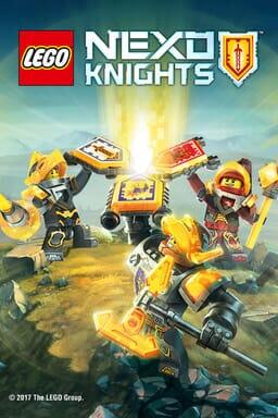 LEGO: NEXO KNIGHTS - Seizoen 3 - Key Art