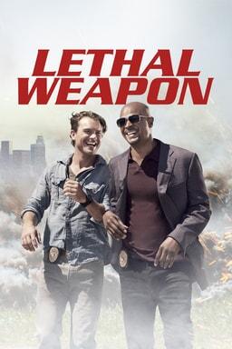 Lethal Weapon - Seizoen 1 - Key Art