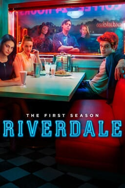 Riverdale - Seizoen 1 - Key Art