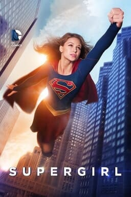Supergirl - Seizoen 1 - Key Art