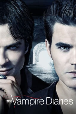 Vampire Diaries: Seizoen 7 - Key Art