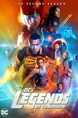 Dc's Legends Of Tomorrow - Seizoen 2