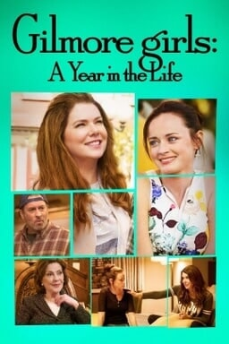 Gilmore Girls - A Year In The Life - Key Art